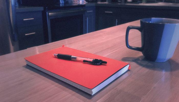 Loud Color LA Client Journal for Notes